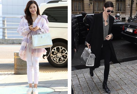 73ef8ba2c51 Asistentes a la París Fashion Week y Kendall Jenner ya han lucido el  Diorever