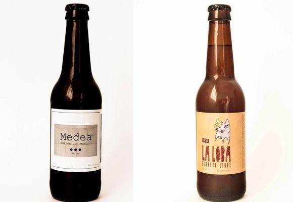 Medea y La Loba, dos cervezas con alma femenina