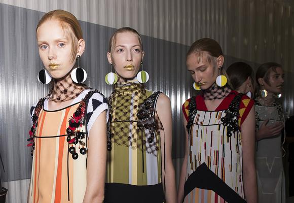 Colección SS 2016 de Prada. Haz clic en la imagen para comprar