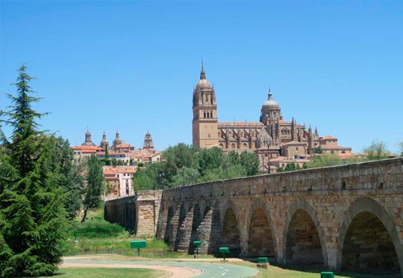 Indiscutible la belleza de Salamanca