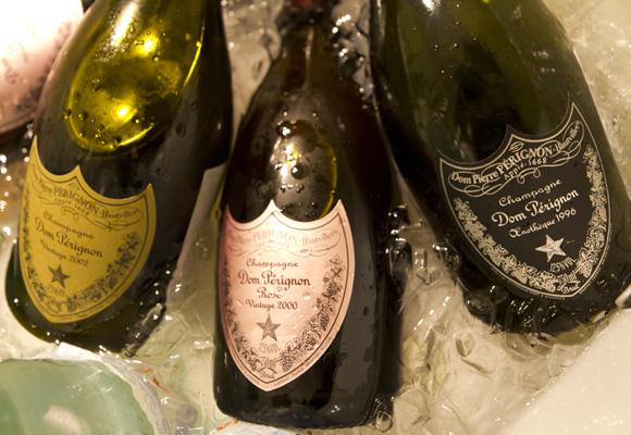 Dom Perignon, un champán para 'ver las estrellas'
