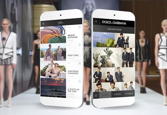 Las apps de marcas de lujo proliferan en estos años
