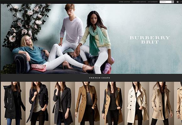 Pincha aquí para comprar la nueva colección de Burberry online