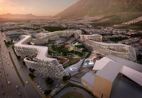 Esfera City Center en México