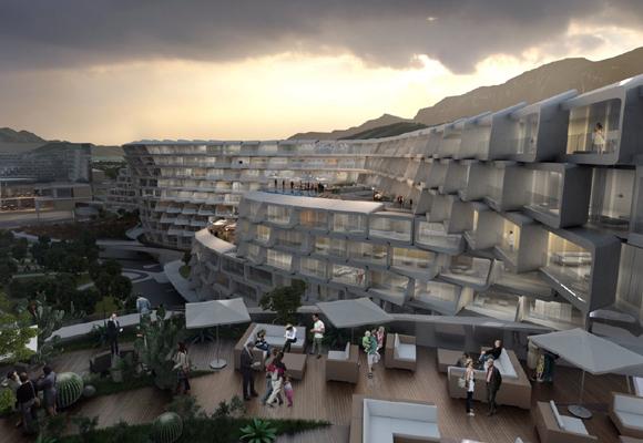 Esfera City Center con más de 900 viviendas