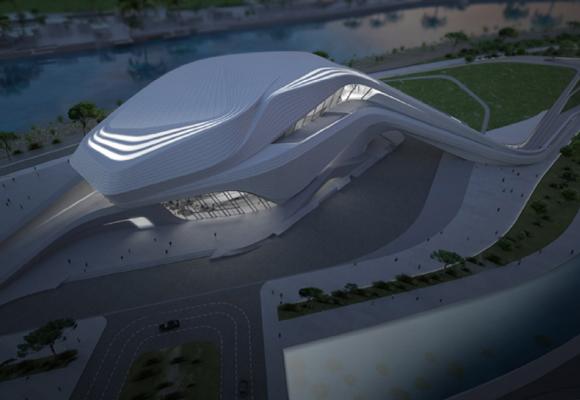 Gran teatro de Rabat