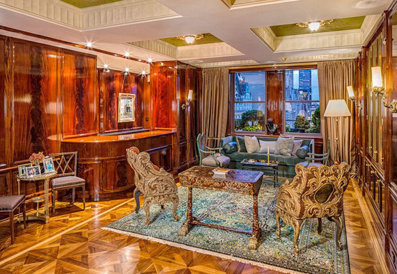 Elegancia en un mobiliario clásico y barroco
