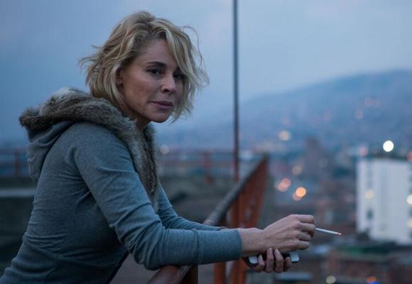 Belén Rueda, una de las protagonistas de este thriller romántico