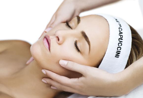 Los tratamientos son una de las bases de Germaine de Capuccini