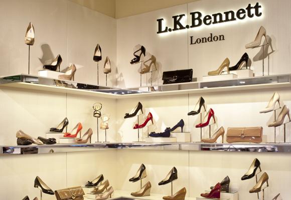 Compra aquí lo nuevo de L.K. Bennet