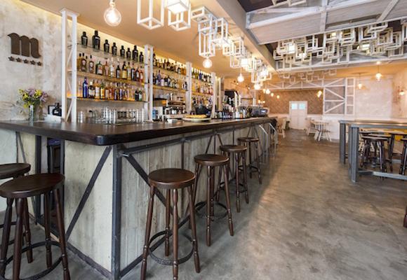 La Bruta, una coctelería de diez en pleno Malasaña