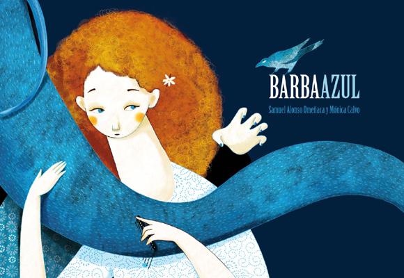 Barba Azul, un clásico ilustrado por Mónica Calvo, otra gran diseñadora de nuestro país. Obtén información aquí. http://eendar.blogspot.com/