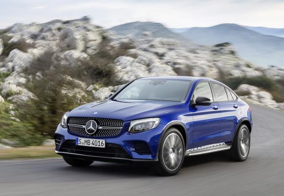Mercedes, una de las marcas de Daimler