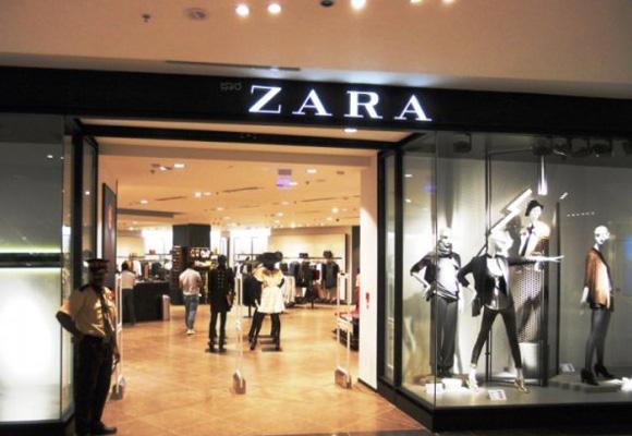 Zara sigue siendo el buque insignia de Inditex