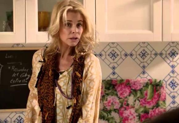 Belén interpreta a una actriz a la que dejan de llamar por su edad