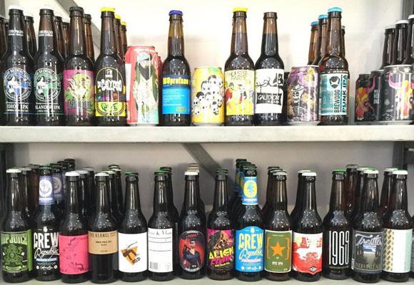 En Palma Brew tienen más de 150 cervezas
