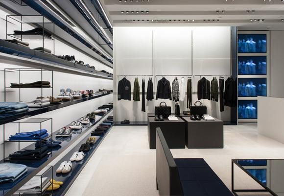 Dior Homme en Miami, lujo al alcance de pocos