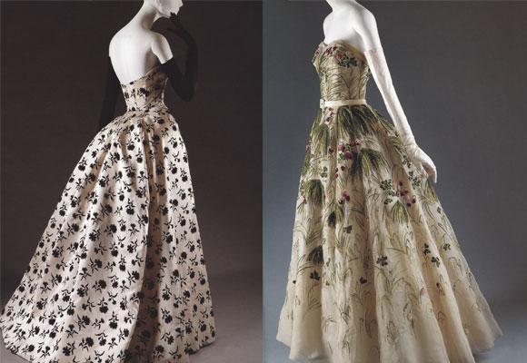 Dior vestidos