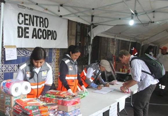 Desde Telefónica piden también ayuda a sus empleados en Ecuador