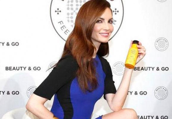 Eugenia Silva es imagen de la marca