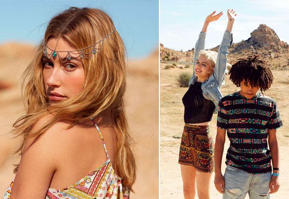 El estilo hippie vuelve a Coachella de mano de H&M
