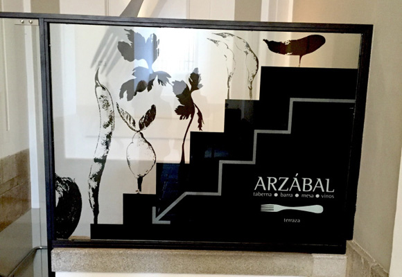 Aquí puedes reservar en el Restaurante Arzábal