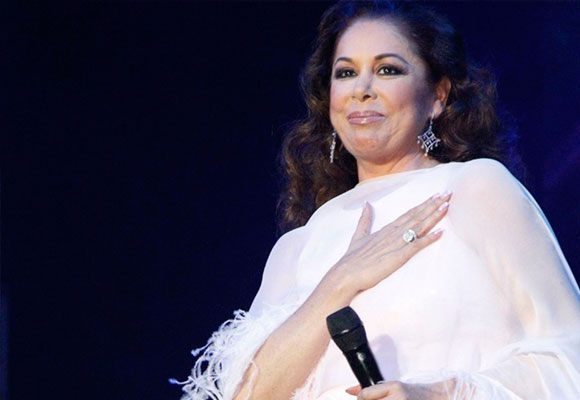 Isabel Pantoja triunfó con 'Marinero de Luces'