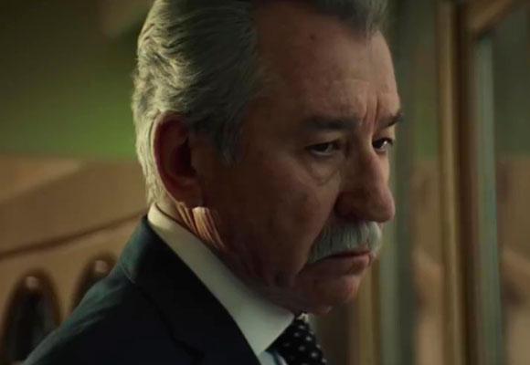 José Sacristán es 'Romano'
