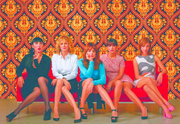El elenco femenino siempre es un reclamo infalible para el éxito almodovariano