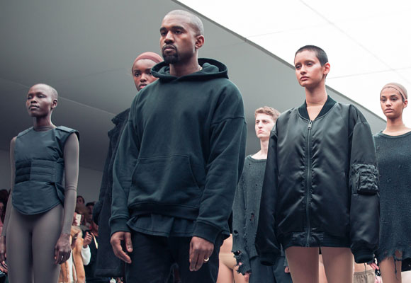 Kanye West 'saboteó' la presentación de Anne Bowen en NY