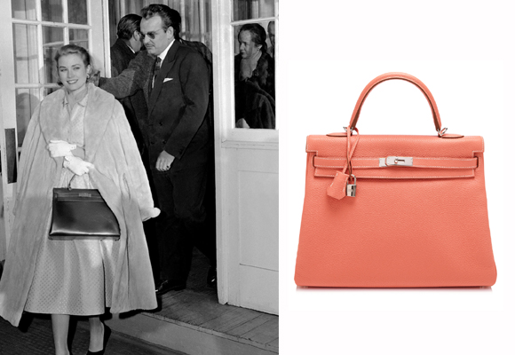Grace Kelly fue la inspiradora del Kelly de Hermès