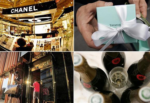 MIllones de personas ya compran lujo a través de smartphones o tablets