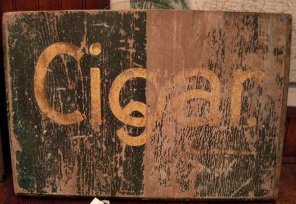 Caja de cigarros