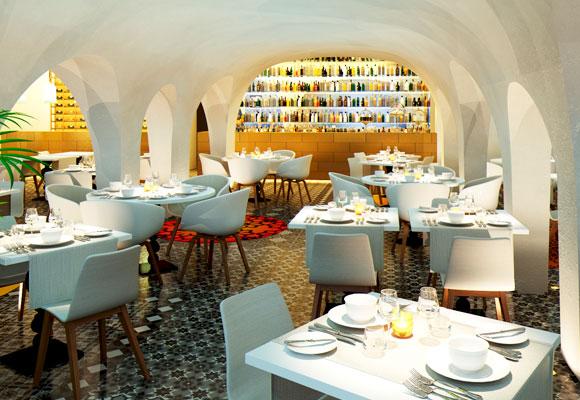 El restaurante gourmet Astir es la estrella de la gastronomía selecta