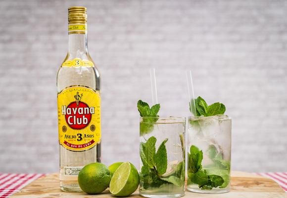 Havana Club, ideal para mojitos. Compra aquí