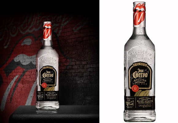 Tequila edición especial The Rolling Stones. Compra aquí