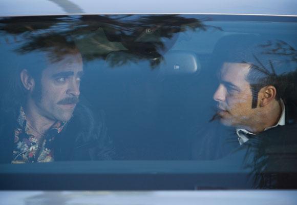 Luis Tosar y Mario Casas son hermanos en 'Toro'