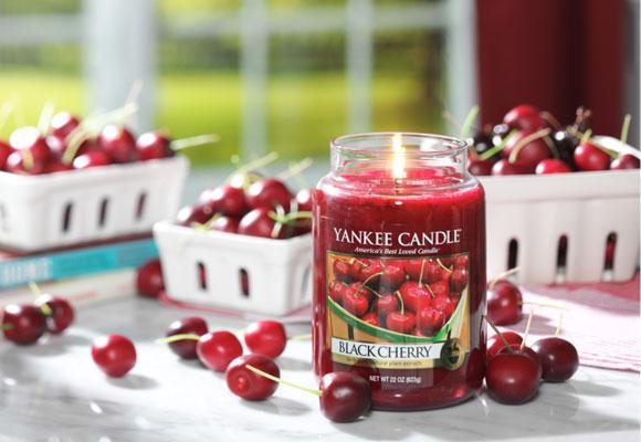 Olores deliciosos como el de cereza aportan a los espacios un toque único