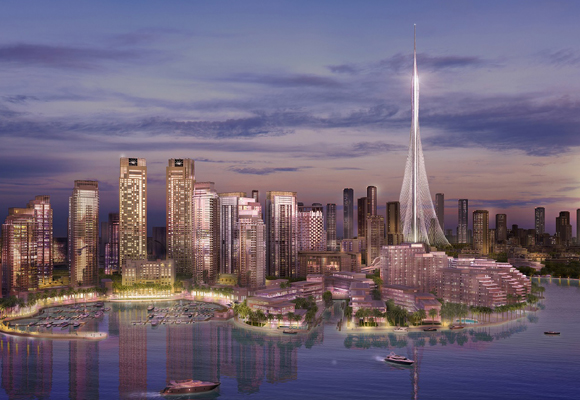 014 The Tower at Dubai Creek Harbour (2)