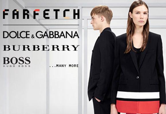 Las marcas de lujo quieren estar en Farfetch