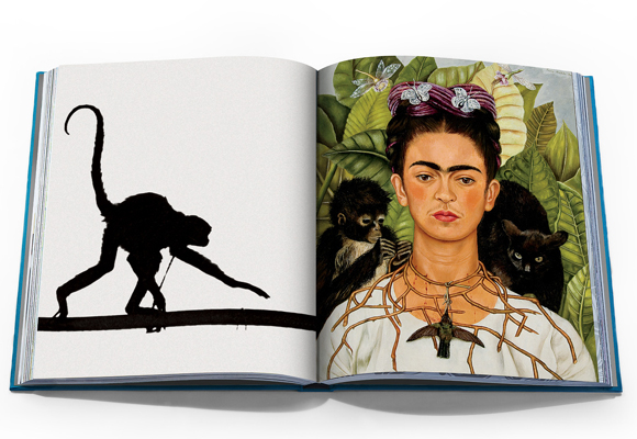 Imágenes del libro 'Frida Kahlo Fashion as the art of being'