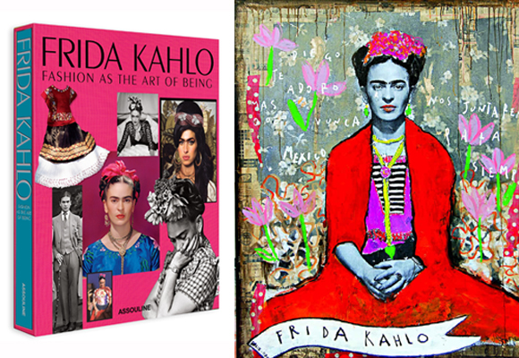 Compra aquí 'Frida Kahlo Fashion as the art of being'