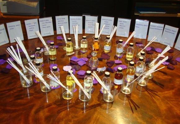 Las esencias son clave a la hora de elegir perfume