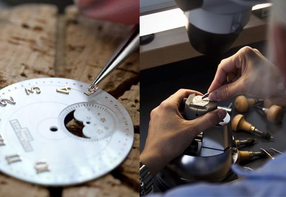 Su forma de crear un reloj la convierte en una de las firmas más exclusivas del mundo