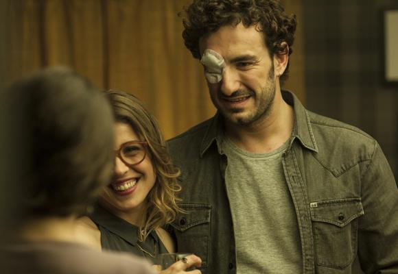 Miki Esparbé obra el milagro en 'El rey tuerto'