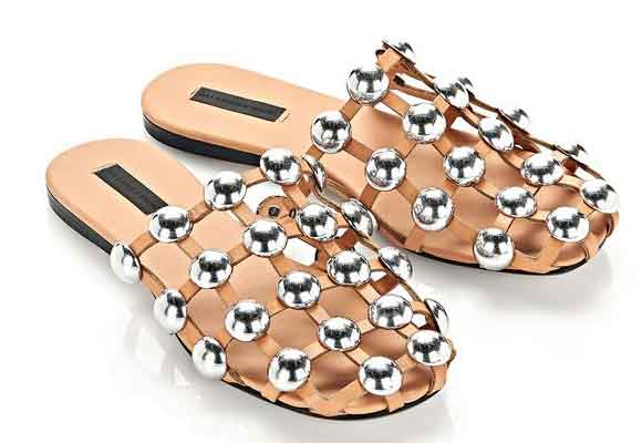 Nos encantan estas sandalias de Alexander Wang