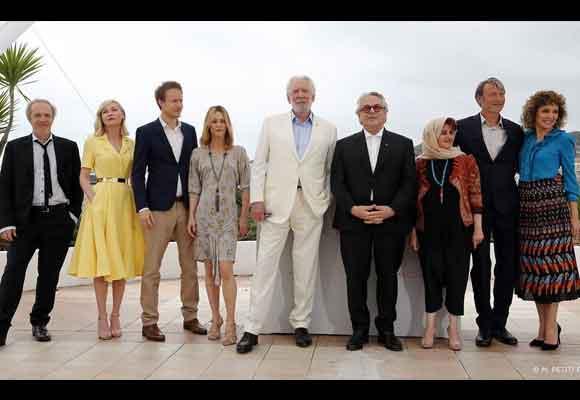 Las primeras estrellas llegaron ayer a Cannes