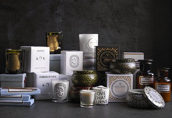 Compra aquí las lujosas velas de Cire Trudon