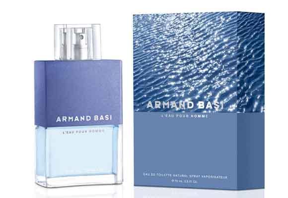 Fresco y seductor con Armand Basi. Compra aquí