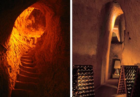 Crayères Ruinart, una experiencia vinícola